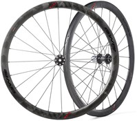Product image for Miche SWR RC DX 38/38 Disc Wheelset