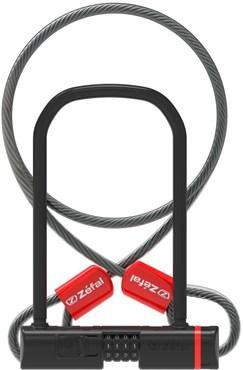 Zefal K-TRAZ U13 Code + Cable Lock