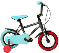 Raleigh Pop 12w Black 2020 - Kids Bike