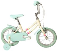 Raleigh Pop 14w White 2021 - Kids Bike