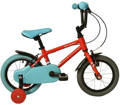 Raleigh Pop 14 Red 2020 - Kids Bike