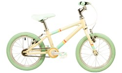 Raleigh Pop 16w Cream 2021 - Kids Bike