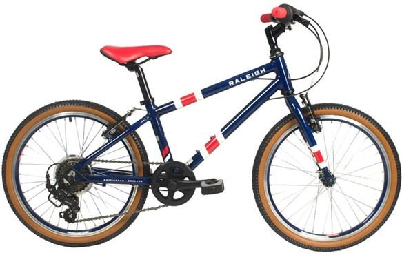 Raleigh Pop 20w Blue 2021 - Kids Bike