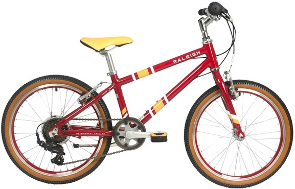 Raleigh Pop 20w Plum 2020 - Kids Bike