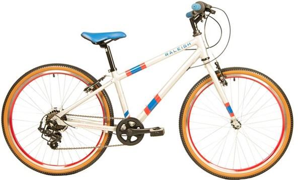 Raleigh Pop 24 Silver 2022 - Junior Bike