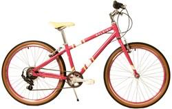 Raleigh Pop 24w Cherry 2021 - Junior Bike