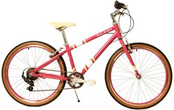 Product image for Raleigh Pop 24w Cherry 2020 - Junior Bike