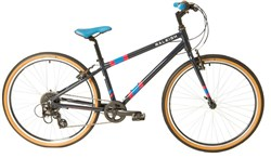 Raleigh Pop 26w Black 2021 - Junior Bike