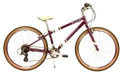 Raleigh Pop 26w Purple 2021 - Junior Bike