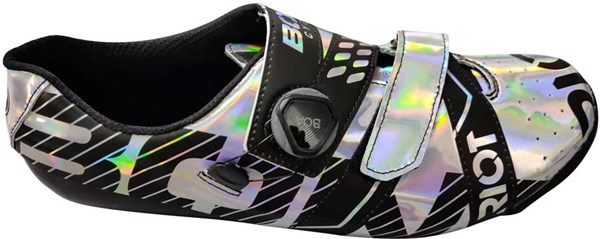 Bont Hologram Riot+ Road Cycling Shoes