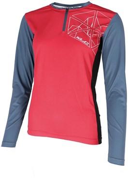 XLC Flowby Long Sleeve Womens Jersey JE-S22