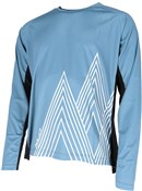 Product image for XLC Flowby Long Sleeve Mens Jersey JE-S24
