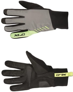 XLC Winter Reflective Gloves