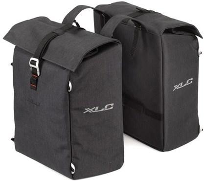 XLC Double Pannier Bag Set BA-S92