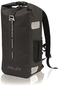 Product image for XLC Waterproof Commuter Backpack
