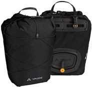 Vaude Aqua Back Light Rear Pannier Bag Pair