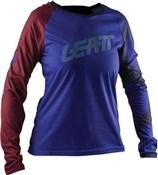 Leatt DBX 2.0 Womens Long Sleeve Jersey