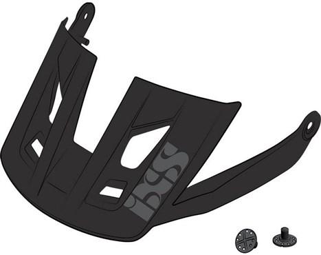 IXS Trigger All-Mountain Trail Helmet Visor + Pins