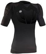 IXS Hack Padded Protective Short Sleeve Jersey