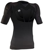 Product image for IXS Hack Padded Protective Short Sleeve Jersey