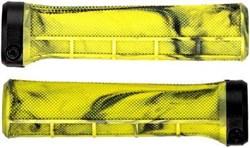 Brand-X Half Waffle Lock On Handlebar Grips