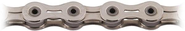 KMC X10SL Silver 10 Speed Chain (KMCX10SL)