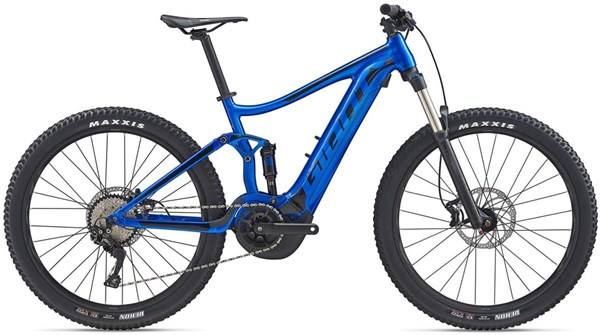 """Giant Stance E+ 2 27.5"""" - Nearly New - L 2020 - Electric Mountain Bike"""