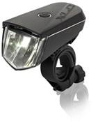 XLC Sirius B40 LED Battery Headlight CL-F22 (40 Lux)
