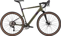 Cannondale Topstone Carbon Lefty 3 650 2021 - Gravel Bike