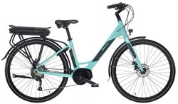 Product image for Bianchi Long Island Womens 2020 - Electric Hybrid Bike