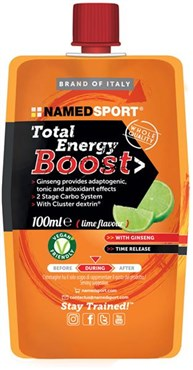 Namedsport Total Energy Boost Gel - 100ml Pack of 18