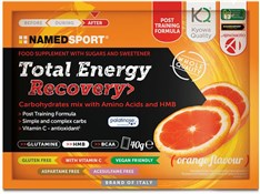 Namedsport Total Energy Recovery Supplement Drink Mix - 40g Box of 16