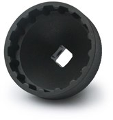 Product image for Pedros External Bottom Bracket Socket - 16x44