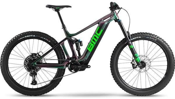 """BMC Trailfox AMP SX Two 27.5"""" 2020 - Electric Mountain Bike"""