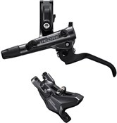 Shimano Deore BR-M6100 2 pot calliper assembly post mount BL-M6100 Lever Brake Set