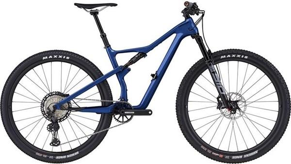 "Cannondale Scalpel Carbon SE 1 29"" Mountain Bike 2021 - XC Full Suspension MTB"