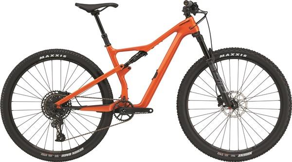 "Cannondale Scalpel Carbon SE 2 29"" Mountain Bike 2021 - XC Full Suspension MTB"