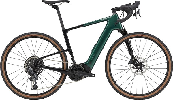 Cannondale Topstone Neo Carbon 1 Lefty 2021 – Electric Gravel Bike