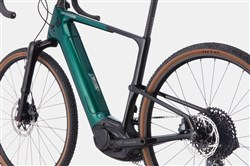 Cannondale Topstone Neo Carbon 1 Lefty 2021 - Electric Road Bike