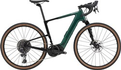 Product image for Cannondale Topstone Neo Carbon 1 Lefty 2021 - Electric Road Bike