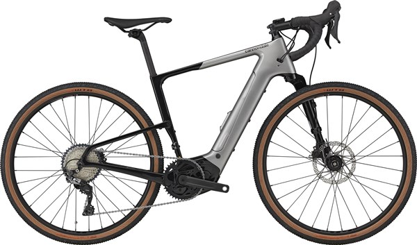 Cannondale Topstone Neo Carbon 3 Lefty 2021 – Electric Gravel Bike