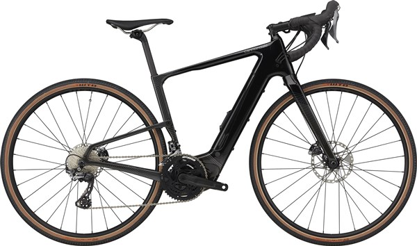 Cannondale Topstone Neo Carbon 2 2021 – Electric Gravel Bike