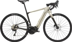 Cannondale Topstone Neo Carbon 4 2021 - Electric Road Bike