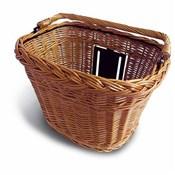 Basil Bremen Wicker BE/KF Basket