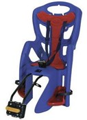 Bellelli Pepe Frame Mounted Child Seat w/ QR Bracket