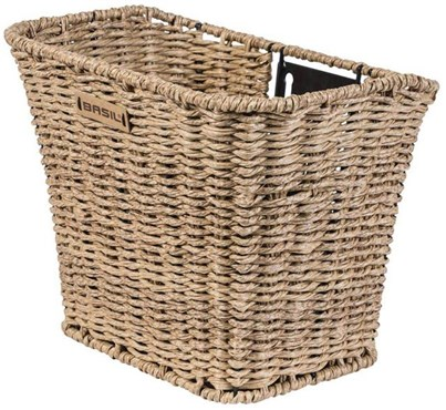 Basil Bremen Rattan Look FM Bike Basket