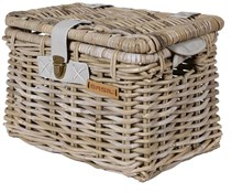 Product image for Basil Denton Rattan Bike Basket