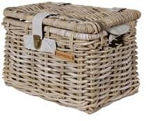 Basil Denton Rattan Bike Basket