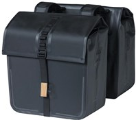 Product image for Basil Urban Dry Double Pannier Bag
