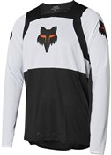 Product image for Fox Clothing Flexair Gothik Long Sleeve Jersey
